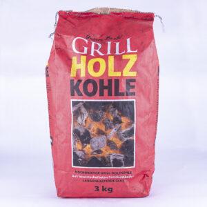 Grillholzkohle